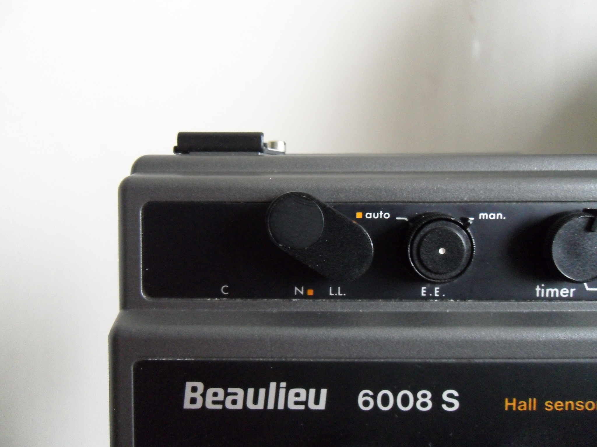 """What's interesting about Beaulieu's variable shutter is that it doesn't go  by """"shutter angle"""" because it doesn't have the widely used rotary shutter."""